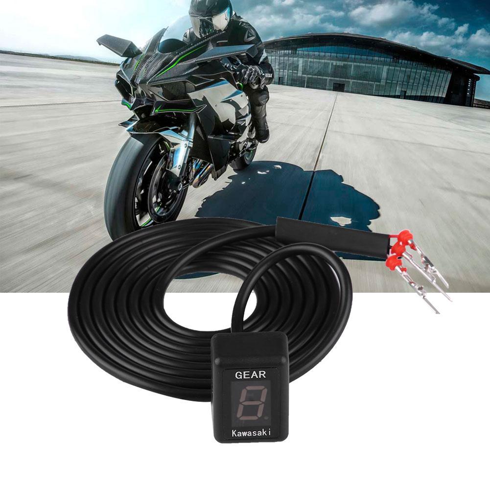 KIMISS Speed Gear Holder Gear Display Indicator Bracket for Motorcycle