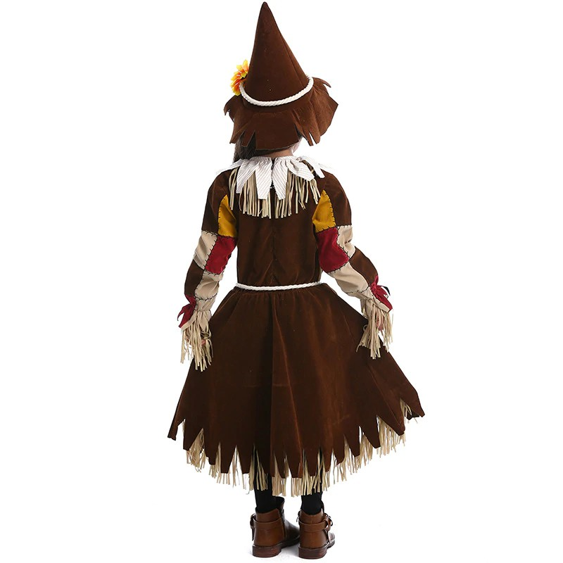 Card Captor Sakura Lolita OP Women Fancy Cosplay Costume Full Suit Dress+Crow