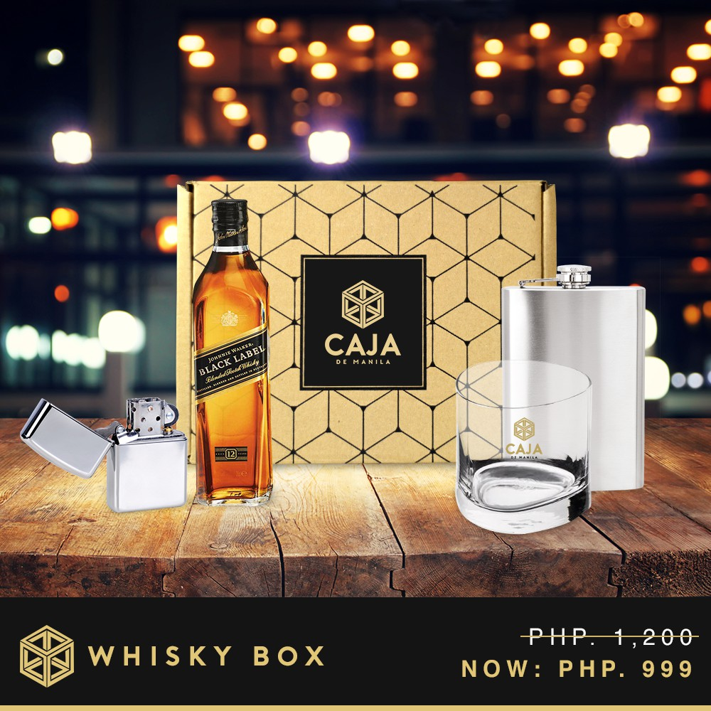 Whisky Gift Box
