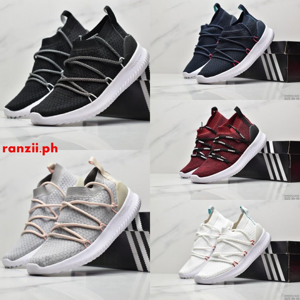 Beneficiario estoy de acuerdo con Refinería  Original Adidas Cloudfoam Ultimate Men Running Sport Shoes DHD012-EZD 0320  | Shopee Philippines