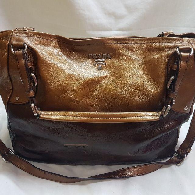 Preloved PRADA SLING BAG