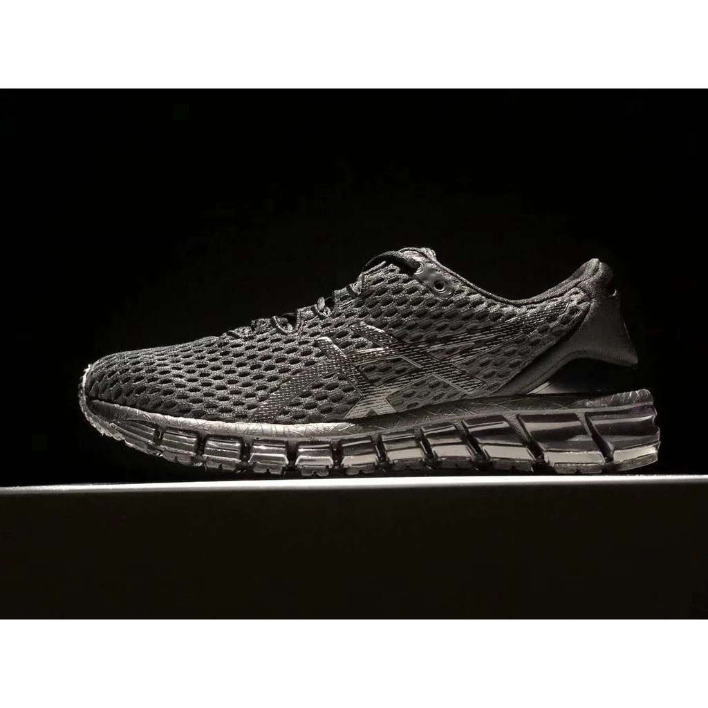 best sneakers 5bbc1 2386b xian ASICS GEL-QUANTUM 360 SHIFT MX ALL black T839N-1690 men running  shoes亚瑟士