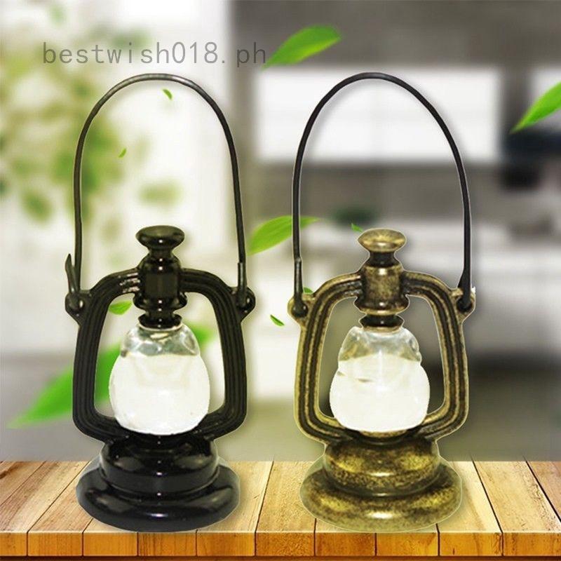 1Pc 1:12 1:6 Dollhouse miniature retro oil lamp doll house accessories toys HU