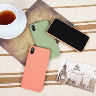 Morandi series Soft IPhone 6 6 Plus 7 8 X Xs XR Max case