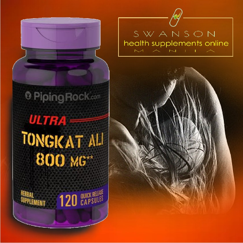 Tongkat Ali Long Jack 800 mg 120 Caps | Shopee Philippines
