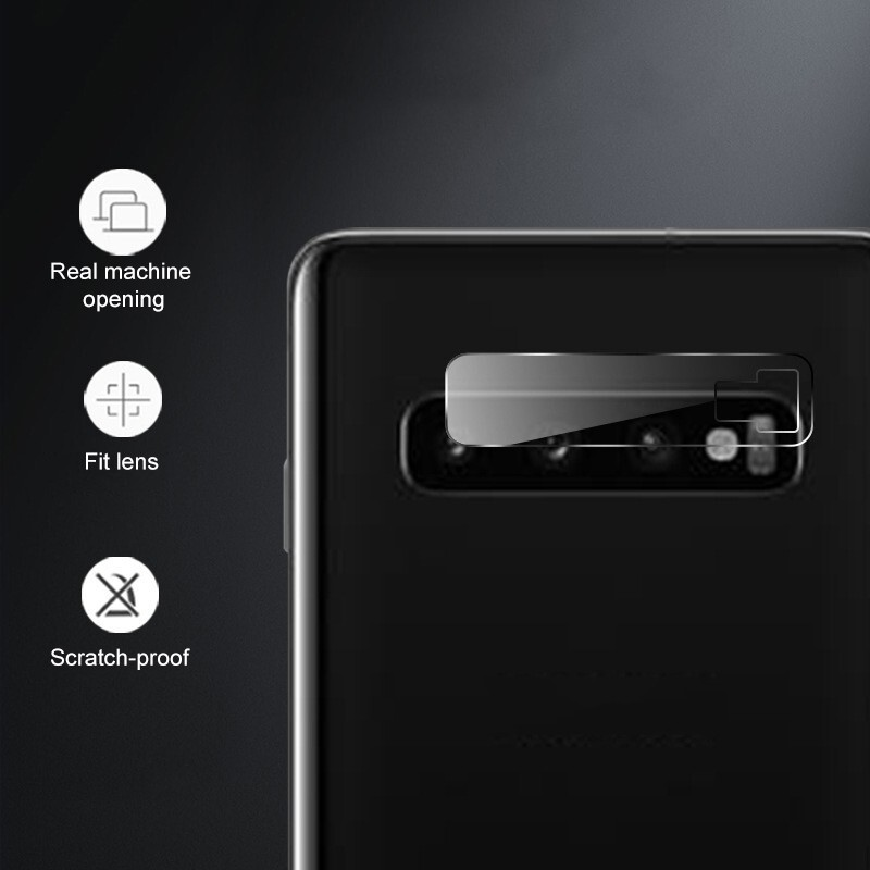 Samsung Galaxy S10 Plus Camera Lens Tempered Glass Shopee Philippines