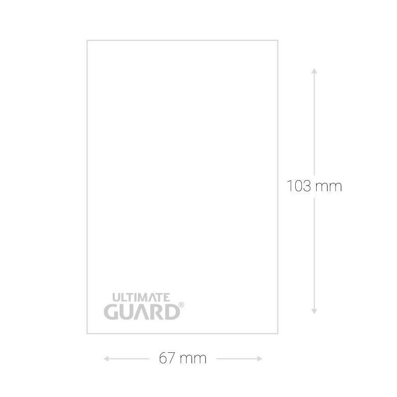 80 ULTIMATE GUARD PREMIUM 7 WONDERS BOARD GAME Card SLEEVE 67x103mm Clear Soft