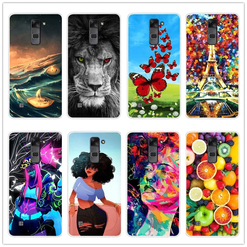 For LG Stylo 2 Case For LG Stylus2 Phone Cover Soft Silicone Back Cover For  LG Stylus 2 K520DY