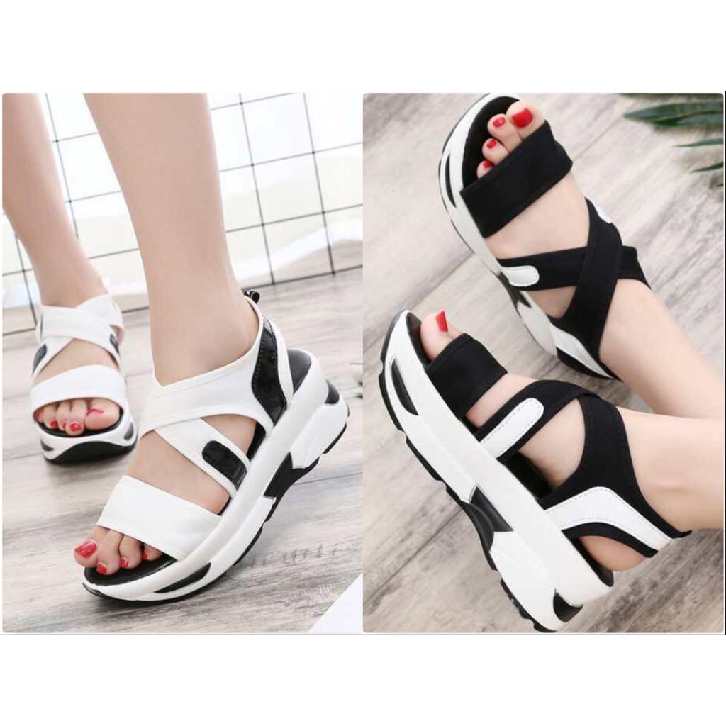 Platform Strap Sandals Platform X Wedge Strap X J1FclK