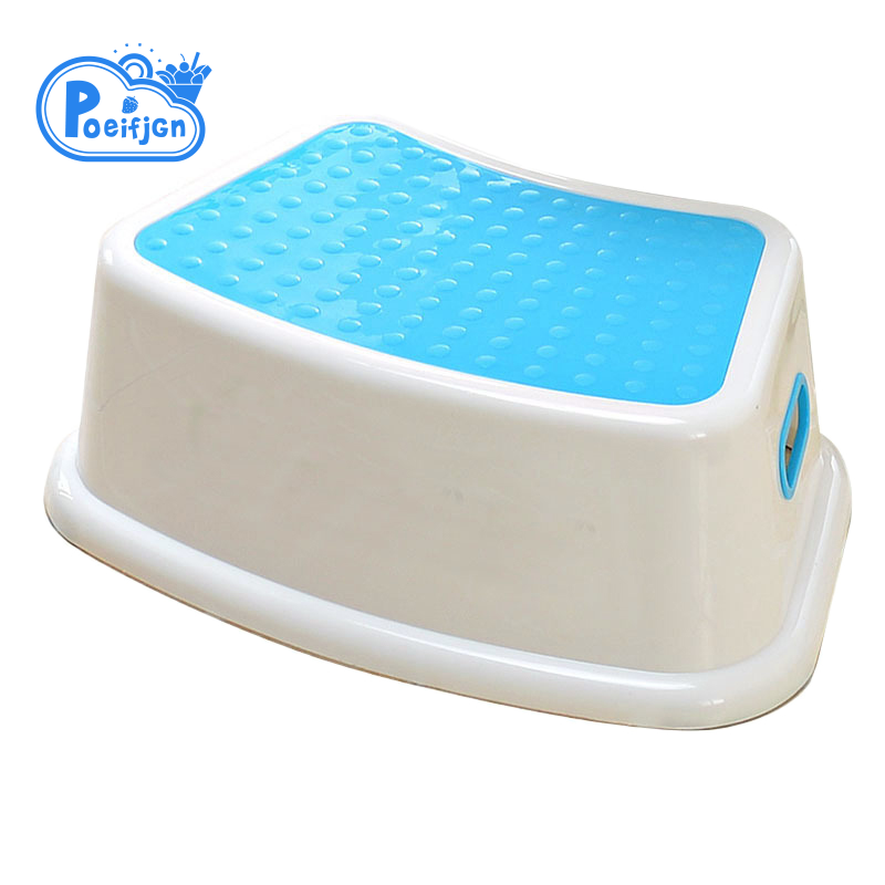 Kids Step Stool Great For Potty Training Toilet Step Stool Baby Non Slip Stool Step Stool Kids Small Chair Take It Along In Bedroom Kitchen Bathroom Living Room Shopee Philippines
