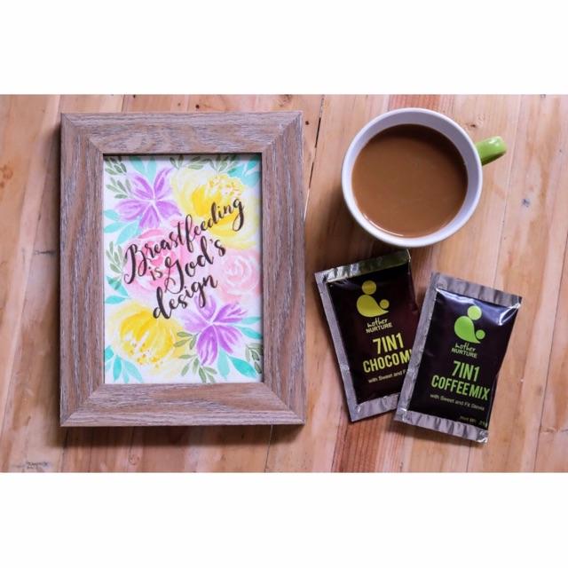 Mother Nurture Choco and Coffee Mix