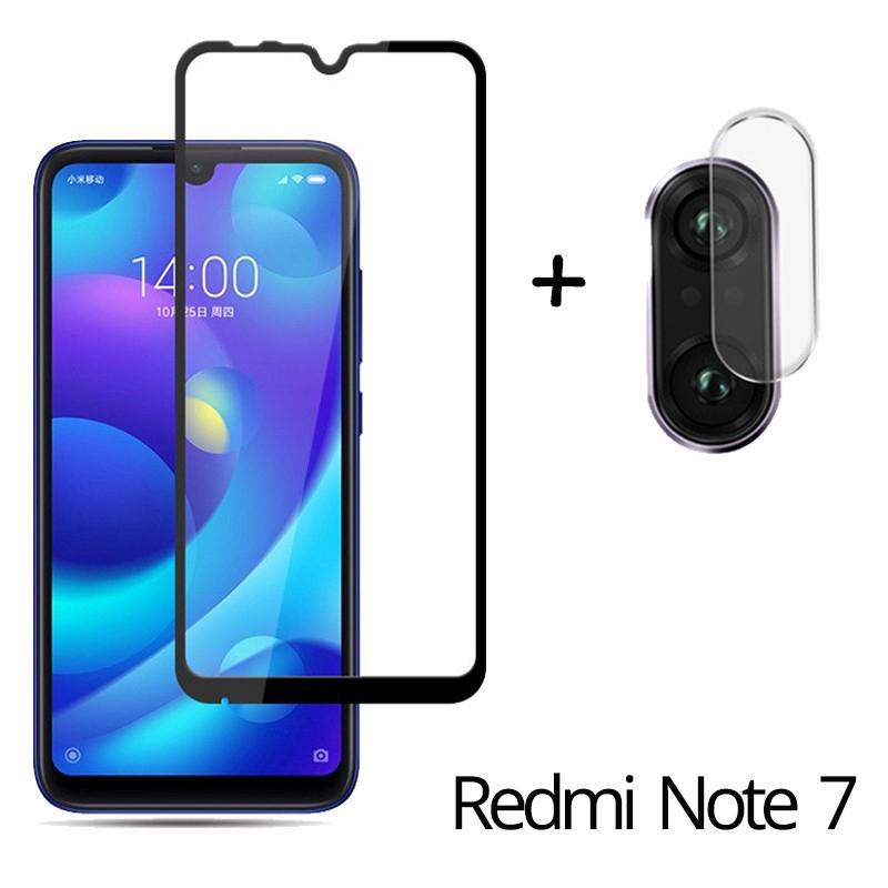 Redmi7 Glass Screen Protector RedmiNote7 Tempered Flim