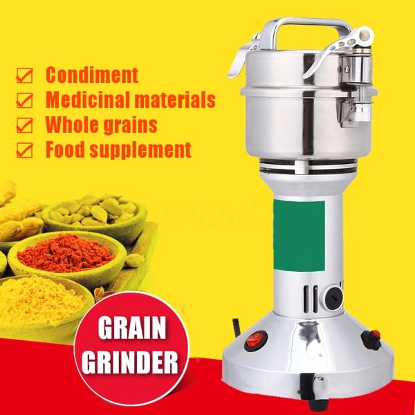 93fa85982 220V 800g Electric Grain Grinder Grain Mill Grinder