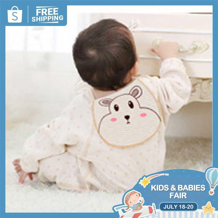 4bd232f84721 Lil'Beau 100% pure cotton baby back towel sweat towel D200
