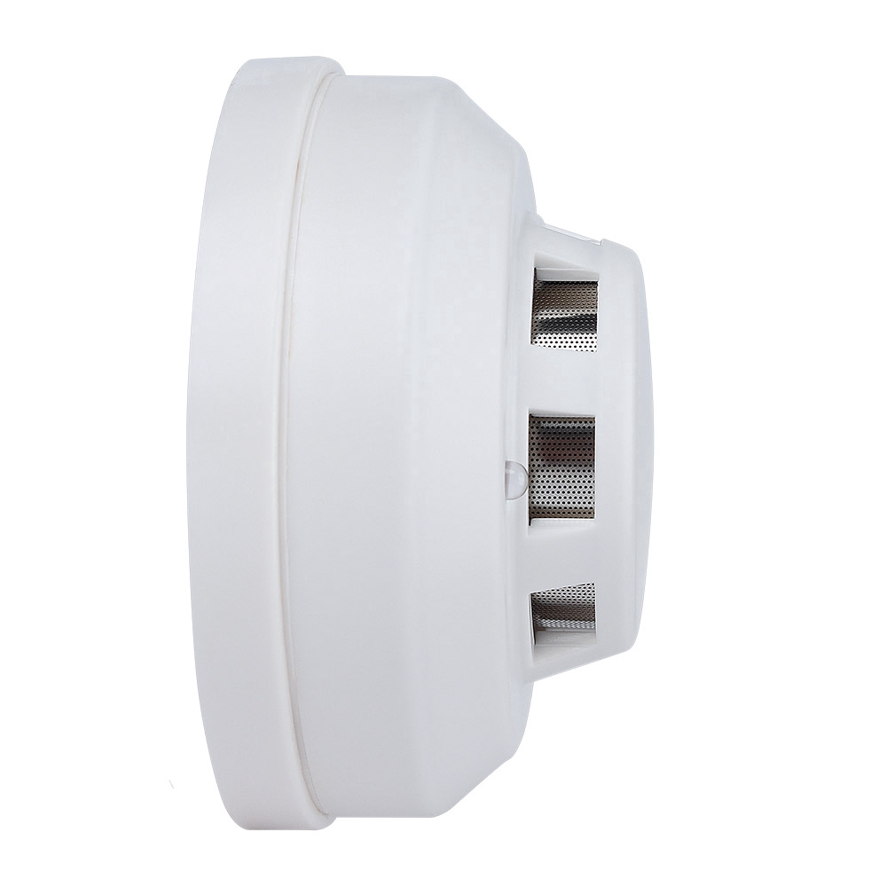 Ada Dc9 35v 4 Wired Smoke Detector Smoke Alarm For Home Security Alarm Shopee Philippines