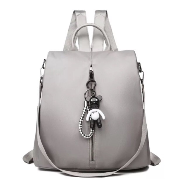 62faddb76f Daguerre Nylon Korean Backpack