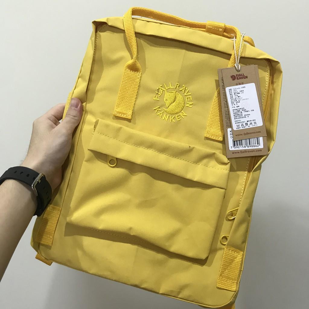 Fjallraven kanken outdoor backpack Large capacity knapsack | Shopee