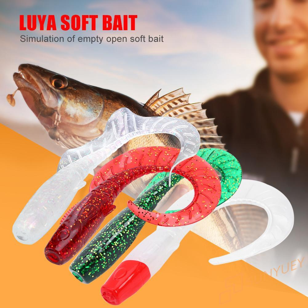 Details about  /12.5cm Colorful Minnow Crankbait Fishing Tackle Tools with 3 Treble Hooks