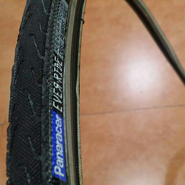 1 or 2-Pak WTB Thickslick Flat Guard 700 x 23// 25// 28c Bike Fast Black Wire Tire