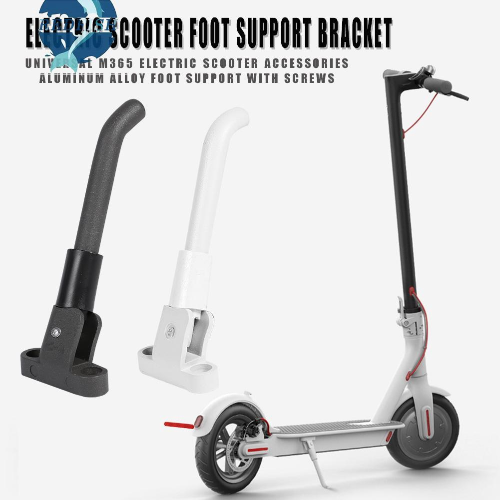 Parking Stand Foot Support Replacement Part Kick Stand Aluminum Alloy Universal Repair Parts Scooter Kickstand for Xiaomi Mijia M365 Electric Scooter