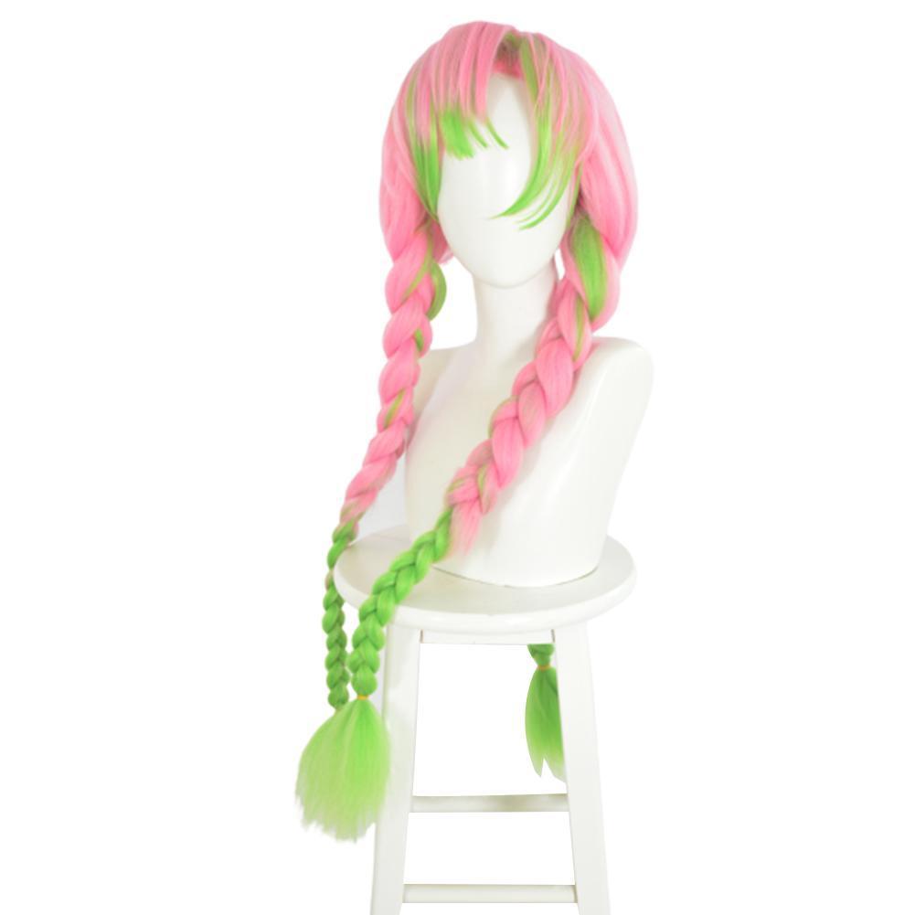 Anime Demon Slayer Kimetsu Wig Yaiba Kanroji Mitsuri Wig Shopee Philippines I hope you like it anime demon slayer kimetsu wig yaiba kanroji mitsuri wig
