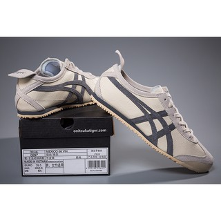 buy popular e744d f5062 Onitsuka Tiger Mexico 66 Cowhide Beige   Shopee Philippines