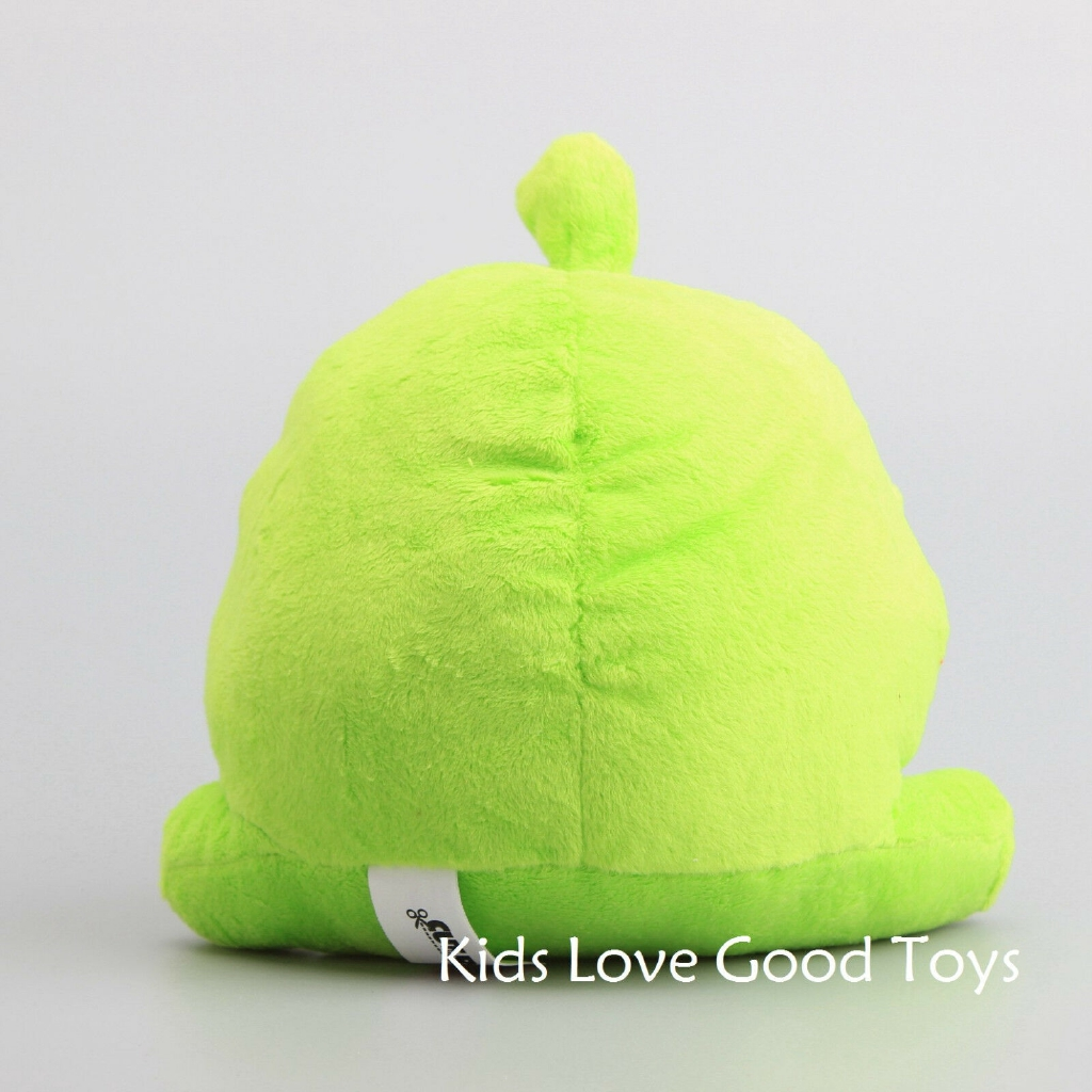 New Cut the Rope Hungry Om Nom Plush Toy Stuffed Doll Rare Xmas Gift 20cm