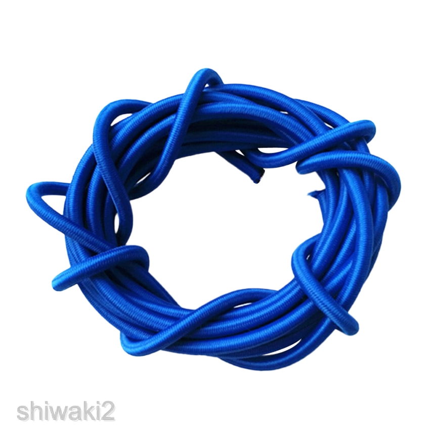 4 Metres of 5 mm Shock Cord Bungee Elastic Rope Scuba Diving and all other uses