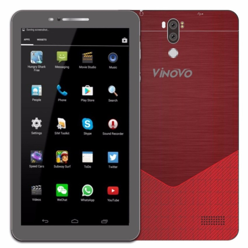 VINOVO V8 Plus HD Screen Tablet w/ Screen Protector