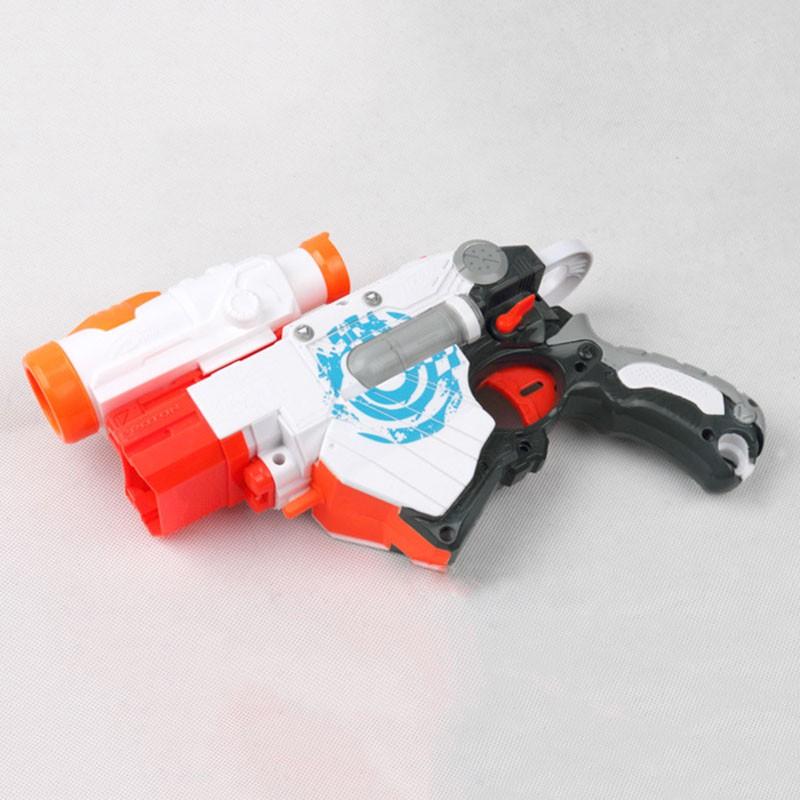 Proximity Barrel Targeting Scope Sight Upgrade Accessory Muffler for Fun Gun Toy