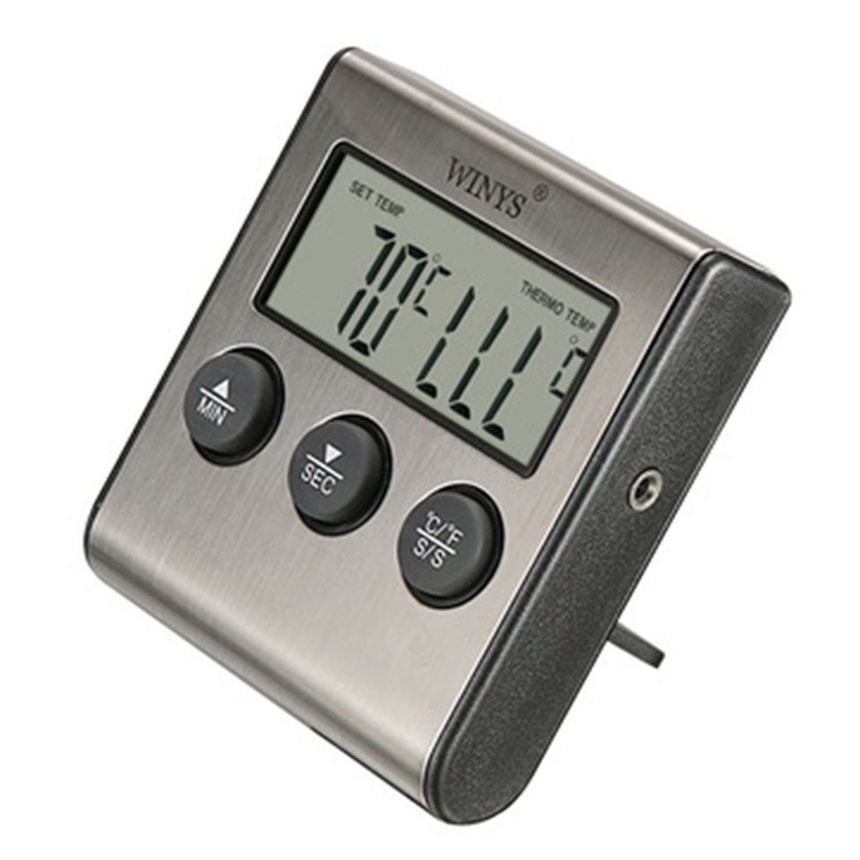 DEY Kitchen Food Oven High Temperature Baking Timing Thermometer | Shopee  Philippines