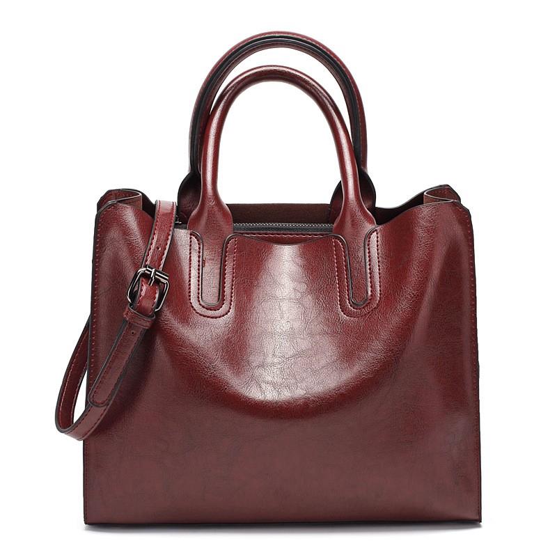Vivi Bear PU Leather Multi-purpose Shoulder Bags for Women Classic Pack of 3