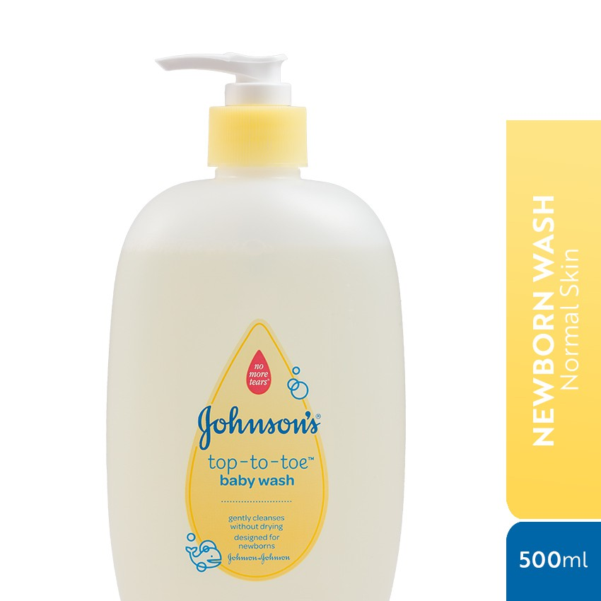 Johnson's Baby Top-to-toe Washcloths Other Baby Bathing & Grooming