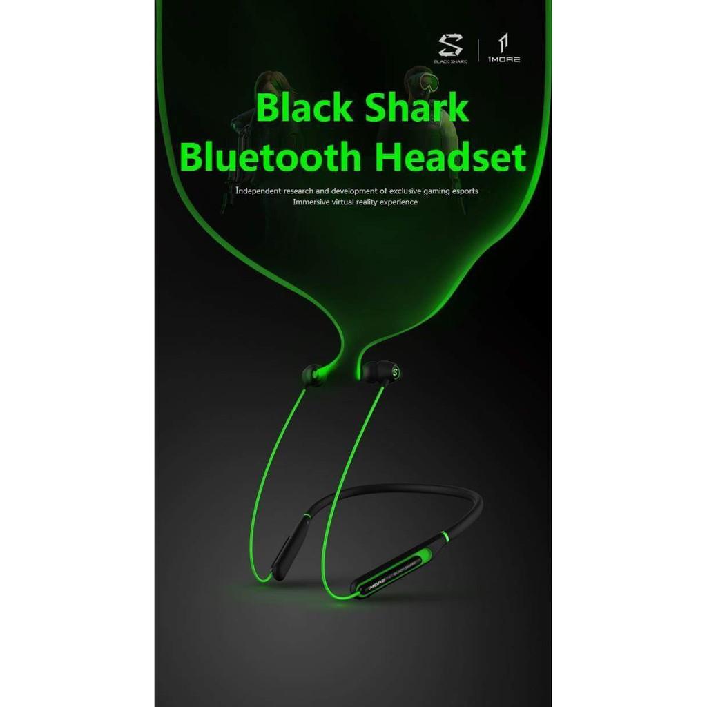 Black Shark Bluetooth Headset Shopee Philippines