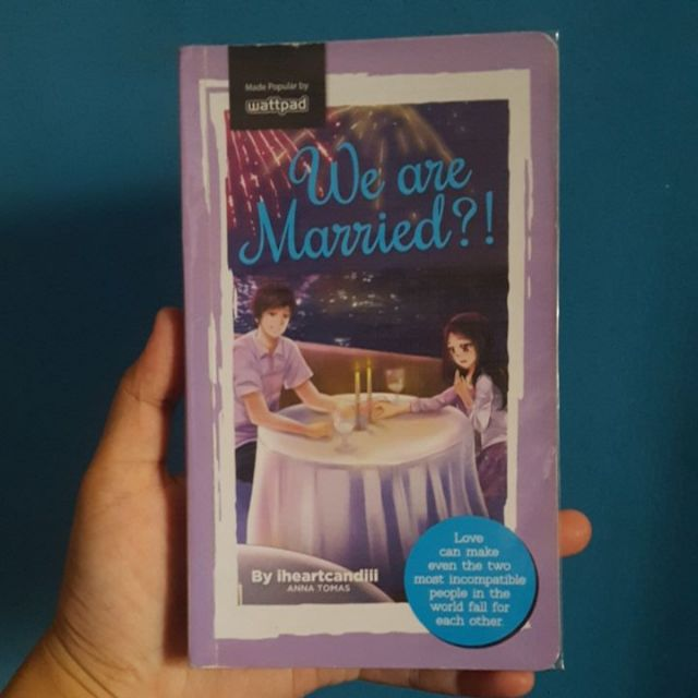 Wattpad book: We are Married!?