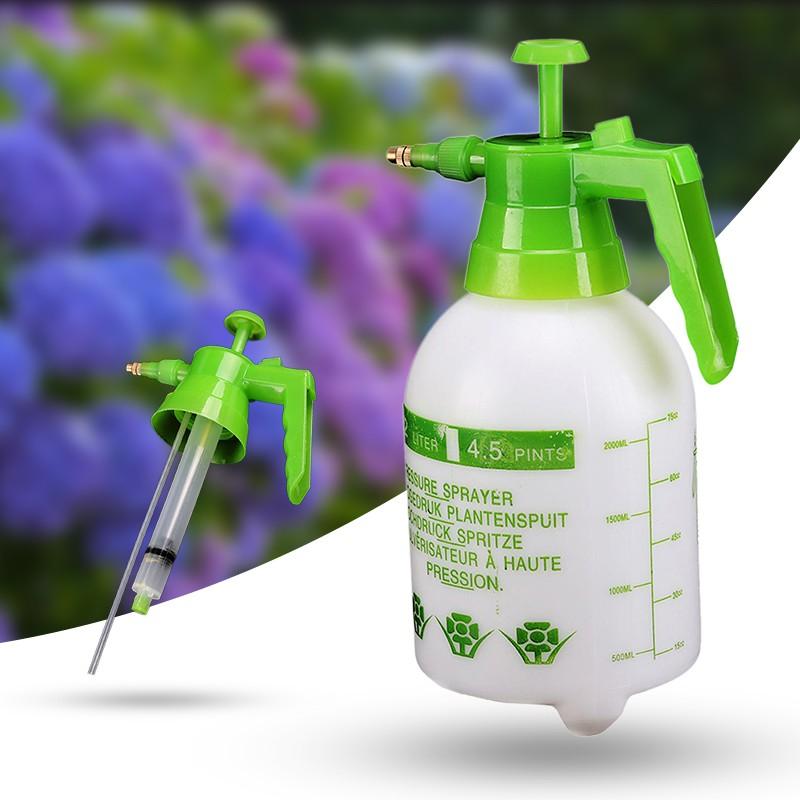 Pressure Pump Spray Bottle Garden Plant