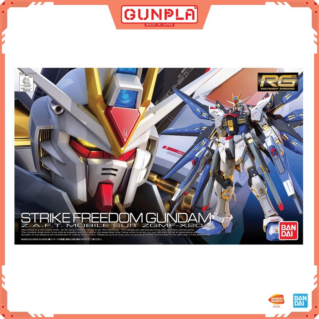HG High Grade Strike Freedom Gundam Seed Revive Ver. Bandai | Shopee Philippines
