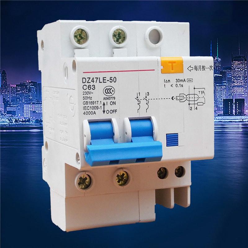 Breaking Capacity Leakage Circuit Breaker  Circuit Breaker