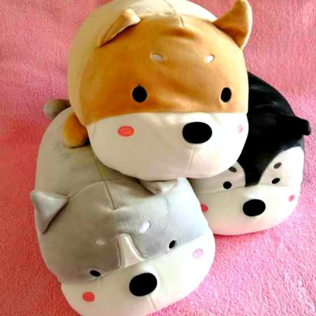 Shiba Inu Dog Soft Plush Toy Stuffed
