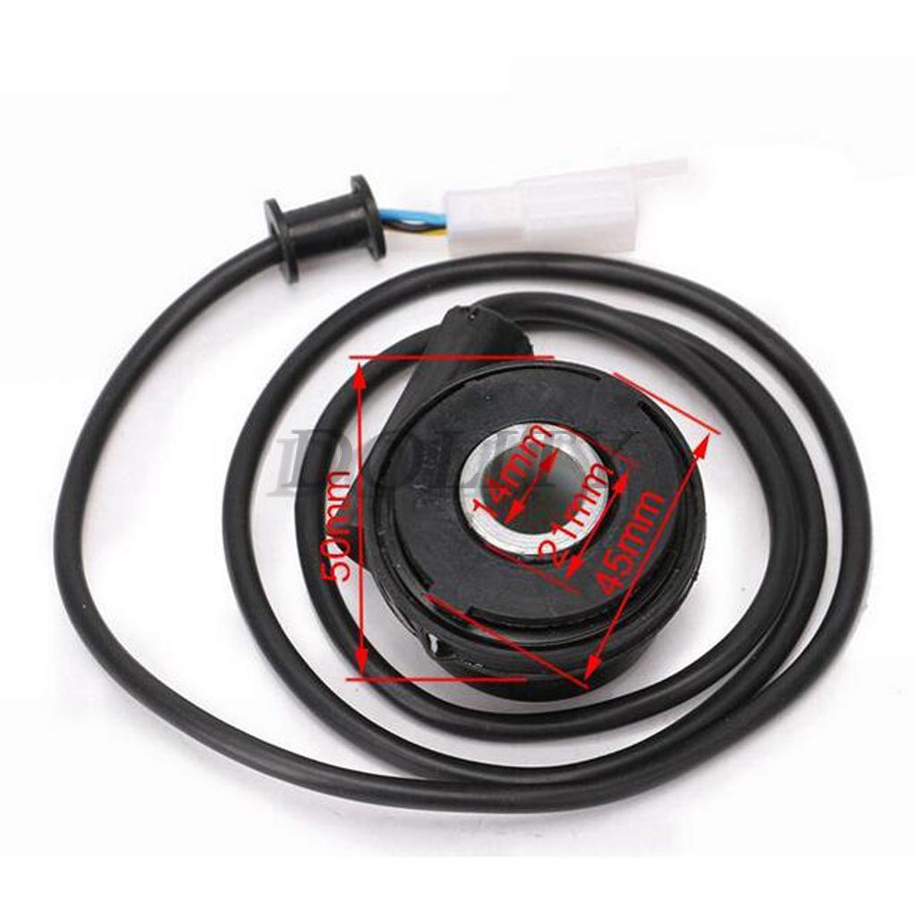 2 in 1 Motorcycle Digital LED Speedometer Oil Fuel Gauge | Shopee