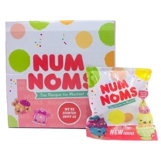 New Toys Num Noms Mystery Pack Series 6-2 Toy