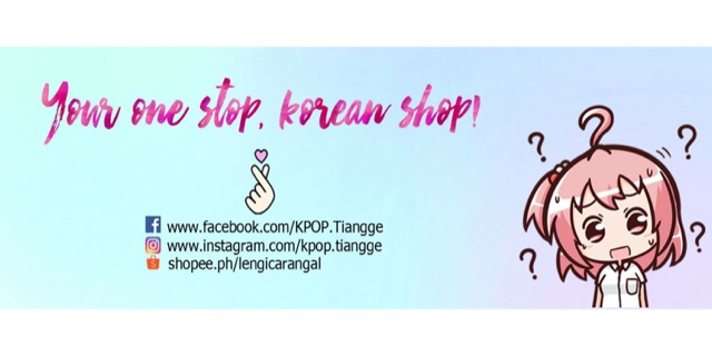 Kpop Tiangge, Online Shop | Shopee Philippines