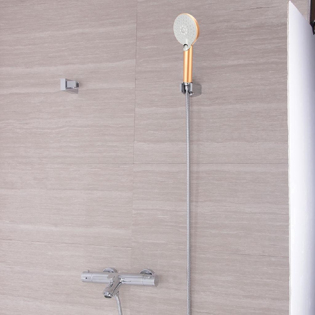 Shower Head Set Bathroom Chromeplate Handheld Showerhead