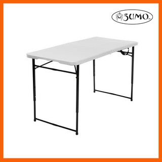 Primetime 4 Ft Rect Folding Dual Height Green Plastic Table Shopee Philippines