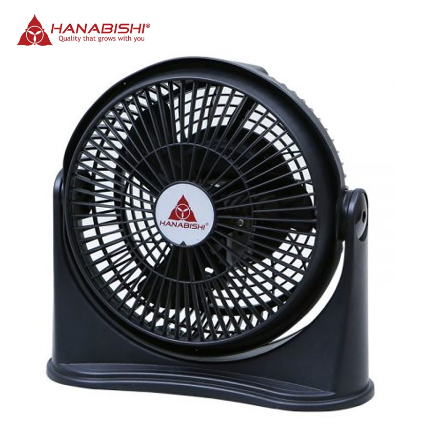 Hanabishi 8 Blade 8t Cool Desk Fan Shopee Philippines