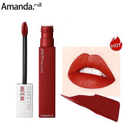 AMANDA.MILL SUPER STAY MATTE INK LIQUID LIPSTICK Class A
