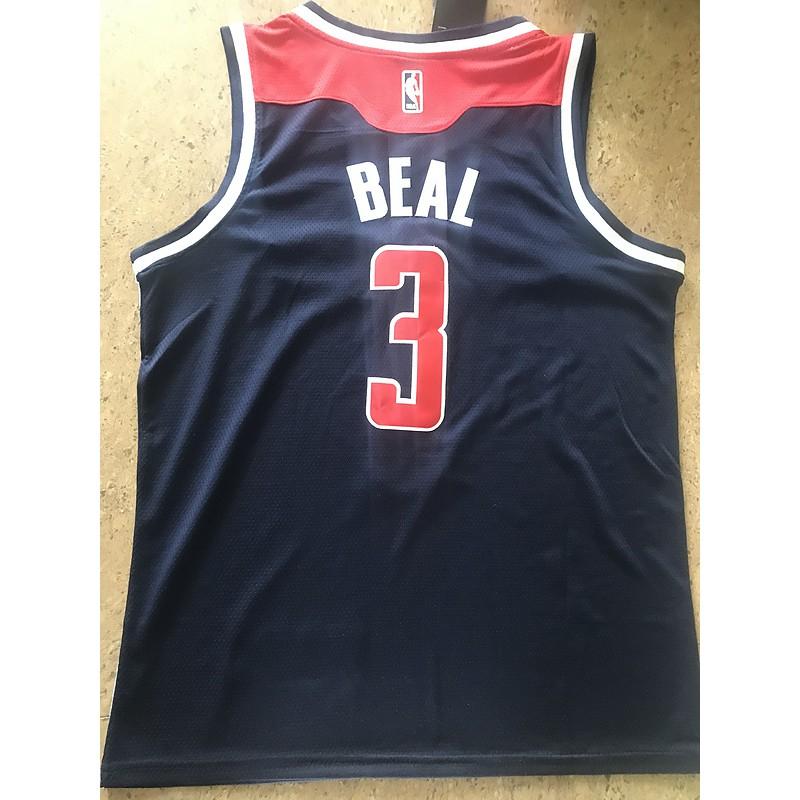 huge selection of a3742 583e2 Nike Washington Wizards Bradley Beal NBA Jersey #3 sell well