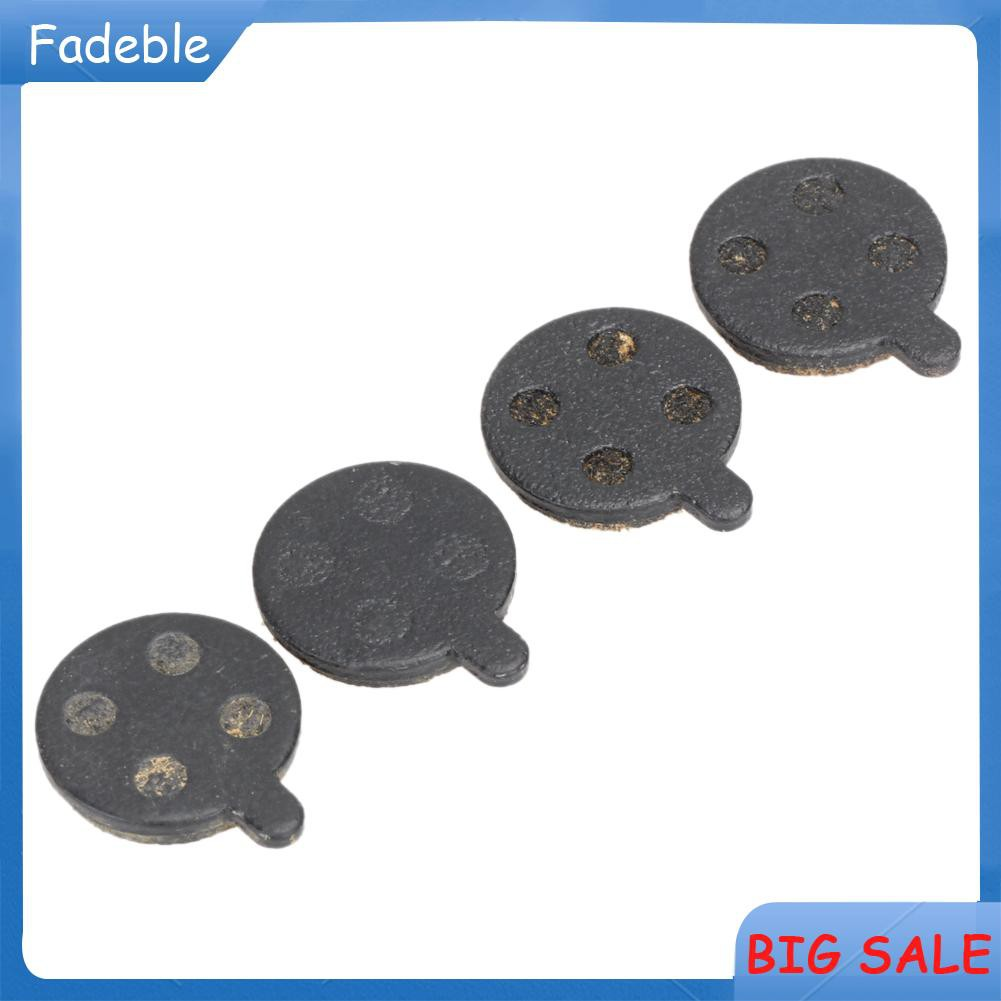 2pairs MTB Mountain Cycling Bicycle Disc Brake Pads for ZOOM5 Bike Fittings
