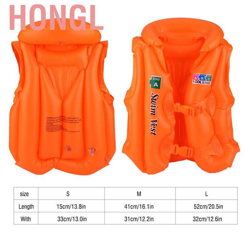 Children Swimming Safety Jackets Lifesaving Vest Life Waistcoat for Boating