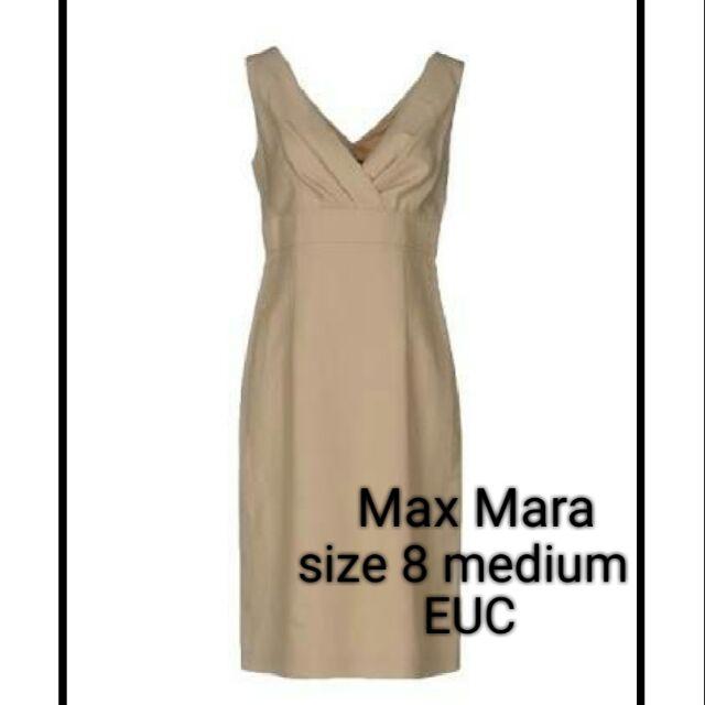 S Max Mara Spiga Dress In Midnight Blue | Collen & Clare
